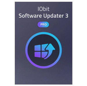 IObit Software Updater 3 PRO 1 Year 3 Devices