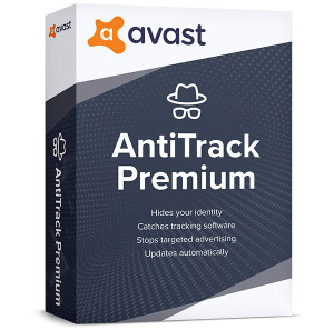Avast AntiTrack Premium 2021 - 1 Device 1 Year