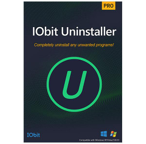 IObit Uninstaller 10 PRO 3 Devices 1 Year