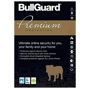 BullGuard Premium Protection 2021 - 1 Device 1 Year