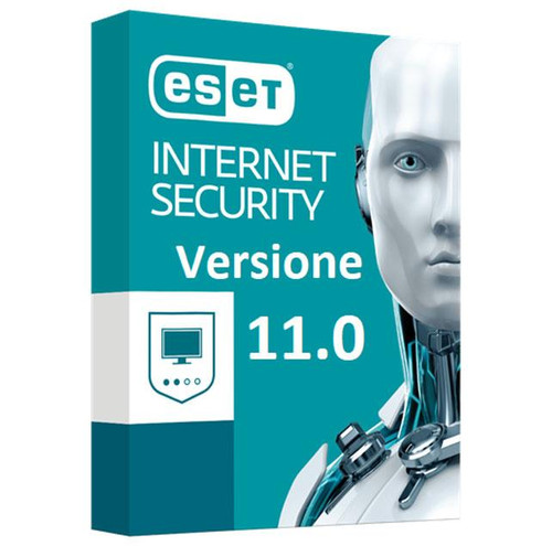 ESET Internet Security 2021 1 Year 1 Devices Users Antivirus