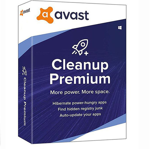 Avast CleanUp Premium 1 Year 1 Device