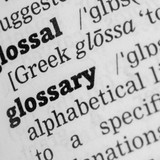 Glossary of Eye and Vision Terms