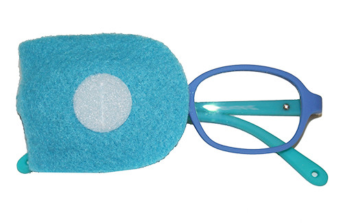 Replacement felt fabric eye patch for kids