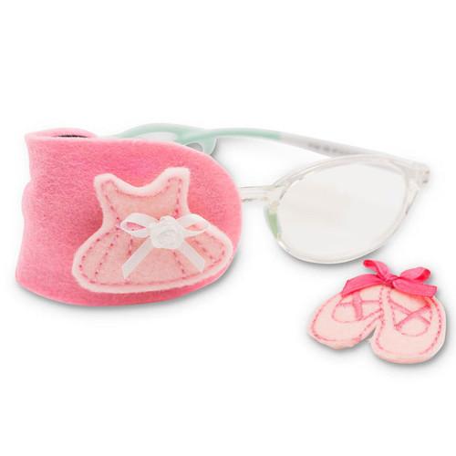 Fabric Eye Patch Set : Pink Ballet Set