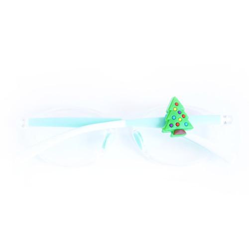 Blinx Christmas Tree eyewear charm for glasses