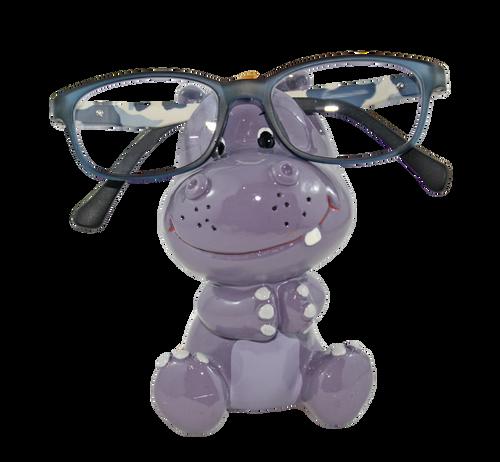 Kids Glasses Holder : Halle Hippo