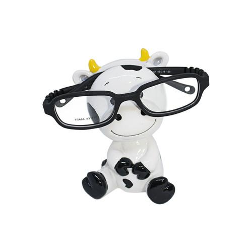 Kids Glasses Holder : Casey Cow