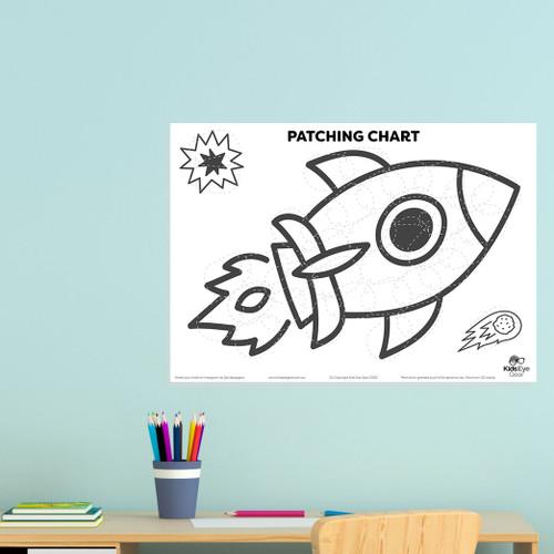 Patching Chart Rocket