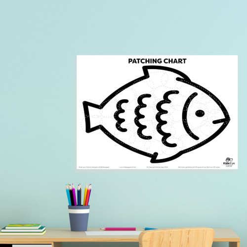 Patching Chart Fish