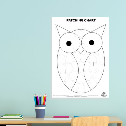 Patching Chart Owl