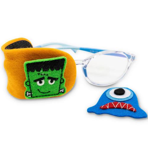 Fabric Eye Patch Set : Monster
