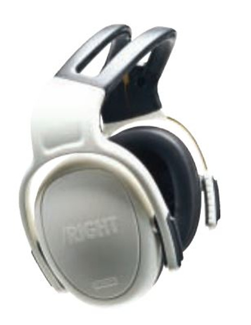 MSA 10087439 left/RIGHT ear muffs, MSA 10087439 left/RIGHT helmet mounted ear muffs, MSA left/RIGHT cap mounted passive hearing protector, MSA 10087439 left/RIGHT hard hat attached ear muffs, MSA 10087439 left/RIGHT hard hat attached headset, MSA industrial safety hat mounted earmuffs, MSA earmuffs with NRR 21dBA, hearing protector for low noise environment, safety earmuffs for low noise worksite