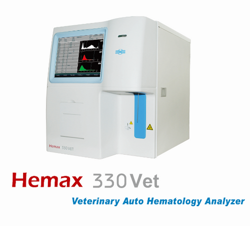 Hemax 330 VET, B&E Hemax 330 VET, B&E Hemax 330 VET HEMATOLOGY ANALYZER, HEMATOLOGY ANALYZER, ANALYZER, HEMATOLOGY