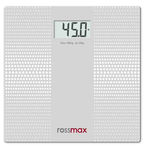 Rossmax WB101 Super Slim Personal Scale, Weight Scale, Slim Weight Scale, Digital Weight Scale, Rossmax WB101