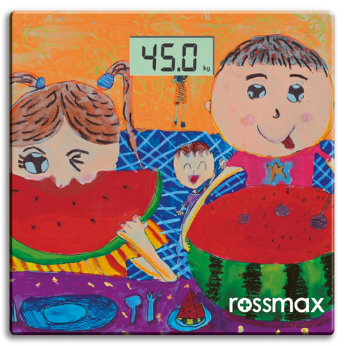Rossmax WB100 Electronic Weight Scale, Weight Scale, Electronic Weight Scale, Digital Weight Scale, Slim Weight Case, Rossmax WB100