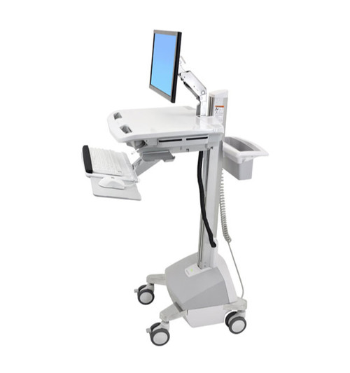 LAC StyleView® Laptop Cart, LiFe Powered, StyleView® Laptop Cart, LiFe Powered,  Laptop Cart, LiFe Powered,  Laptop Cart, LiFe Powered, LAC StyleView®