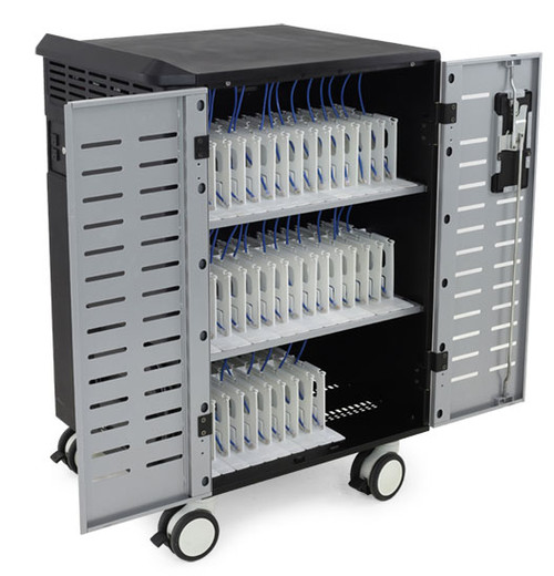 LAC Zip40 Charging and Management Cart, Zip40 Charging and Management Cart, Charging and Management Cart, Charging and Management, Cart, LAC Zip40