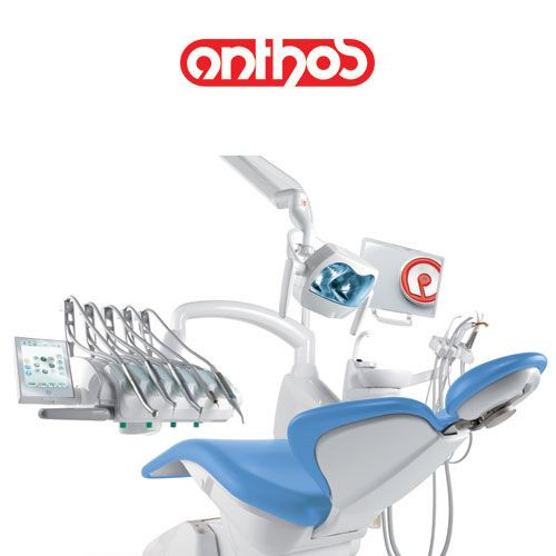 AR Dental Anthos A7 Plus Continental Dental Unit, AR Dental Anthos A7, Anthos A7, Anthos A7 Plus Continental, Continental dental unit, A7 Continental, dental equipment, dental unit