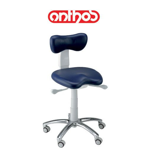 AR Dental Anthos S9 Dentist's Stool, ar dental dentist stool, dentist stool, anthos s9, ar dental athos s9, Anthos S9 Dentist's Stool, dental equipment, wheeled dentist stool