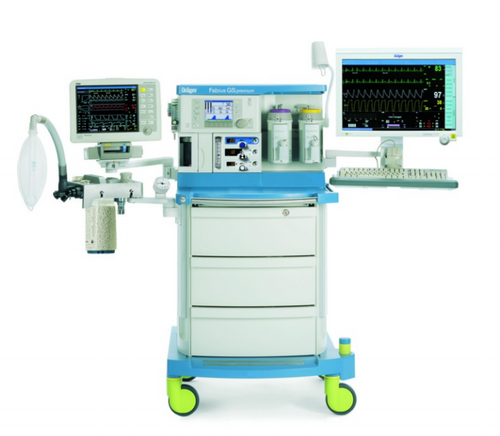 Dräger Fabius GS Premium, Dräger Fabius GS, Dräger Fabius, Dräger Anaesthesia Workstation, Dräger Anaesthesia Machine, Anaesthesia Workstation, Anaesthesia Machine, Anaesthesia Ventilation Machine