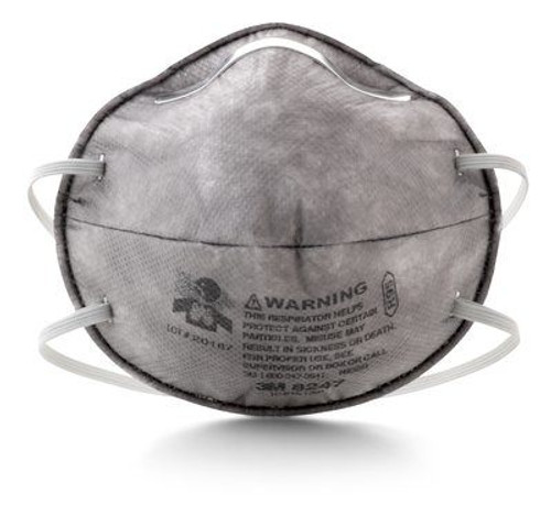 3M 8247 R95 Maintenance Free Respirator, disposable R95 particulate respirator, respiratory protector, organic vapor relief respirator, 3M 8247 R95 particulate mask,