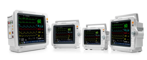 Mindray iMEC Series Patient Monitor, Mindray Patient Monitor, Patient Monitor, Mindray iMEC Series, Mindray iMEC