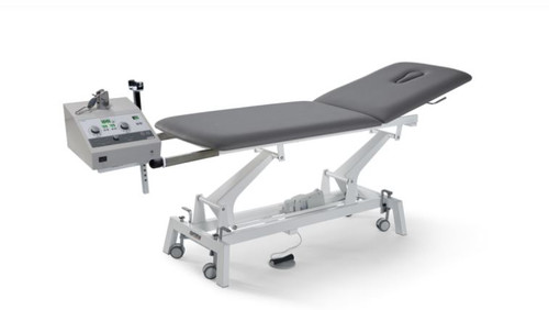GymnaUniphy G2 Traction, GymnaUniphy Treatment Couch, Treatment Couch