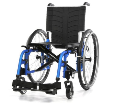 Sunrise Medical Quickie 2, Sunrise Medical Manual Wheelchair, Sunrise Medical Ultralight Wheelchair, Manual Wheelchair, Foldable Wheelchair