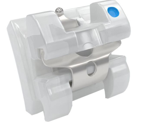 Dentsply Sirona In-Ovation C CCO Rx Esthetic Self-Ligating Brackets,  In-Ovation C CCO Rx Esthetic Self-Ligating Brackets, Dentsply Sirona Self-Ligating Brackets, Self-Ligating Brackets
