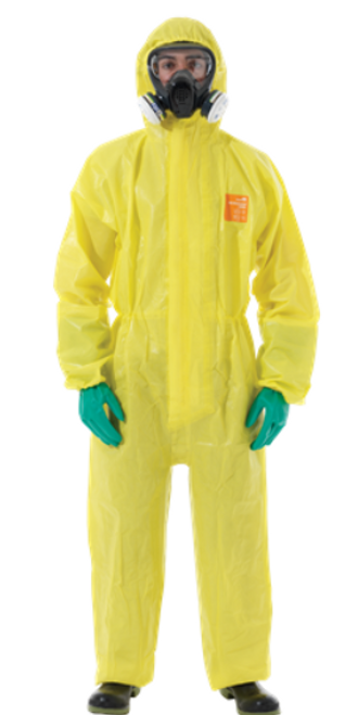 Ansell Microchem 3000-111 Chemical Protective Suit, Chemical Safety Overall, Ansell Protective Coverall, Microchem protective clothing, Chemical protective wear, Microchem protective suits, Ansell safety coverall, safety suits, Ansell chemical protective coat, anti static protective coveralls, Ansell anti static protective coveralls, Ansell chemical overalls, chemical suits, MG3000-111