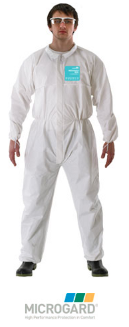 Ansell Microgard 2000-111 Safety Coverall with hood, Protective overall, Microgard protective clothing, Protective wear with hood, microgard protective suits, safety coverall with hood, safety suits, protective coat, anti static protective coveralls, spray painting coveralls, anti static white protective coveralls, paint overalls, paint suits, MG2000-111