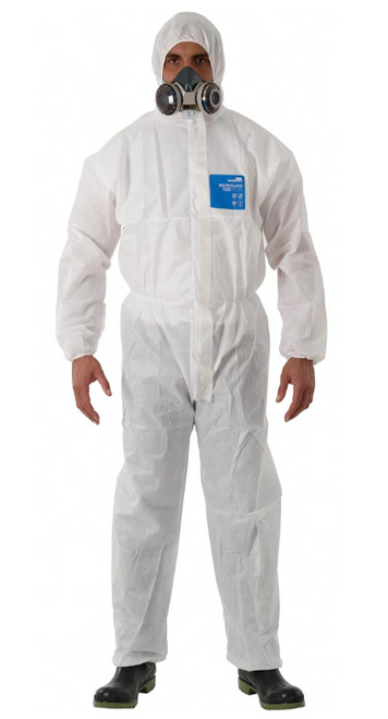 Ansell Microgard 1500-PLUS Anti Static Protective Coverall, Microgard protective clothing, Protective wear, microgard protective suits, safety coverall, safety suits, protective coat, anti static protective coveralls, spray painting coveralls, Ansell anti static protective coveralls, paint overalls, paint suits,