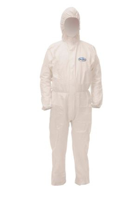 Kimberly clark Kleenguard A40 breathable liquid particulate protection hooded coverall, Kleenguard A40 protective clothing, Kleenguard A40 hooded coverall, kleenguard , Kleenguard breathable coverall, Kleenguard A40 breathable anti static hooded coverall, Kimberly Clark liquid splash protection coverall, Kleenguard A40 particulate protection coveralls, KLG A40 CVRALL, Kleenguard A40 disposable protective clothing, Kimberly Clark disposable chemical protective coveralls