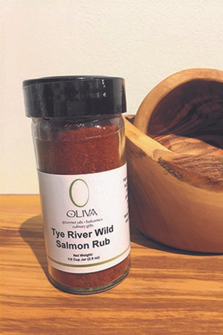 Tye River Wild Salmon Rub