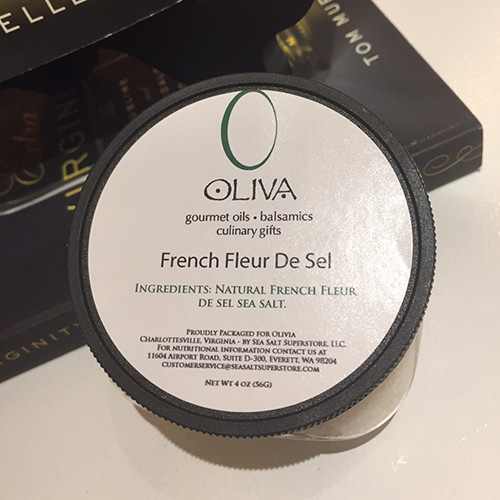 French Fleur De Sel