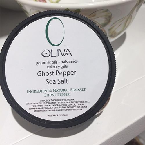 Ghost Pepper Sea Salt