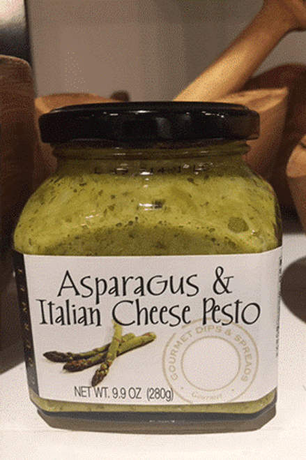 Asparagus & Italian Cheese Pesto