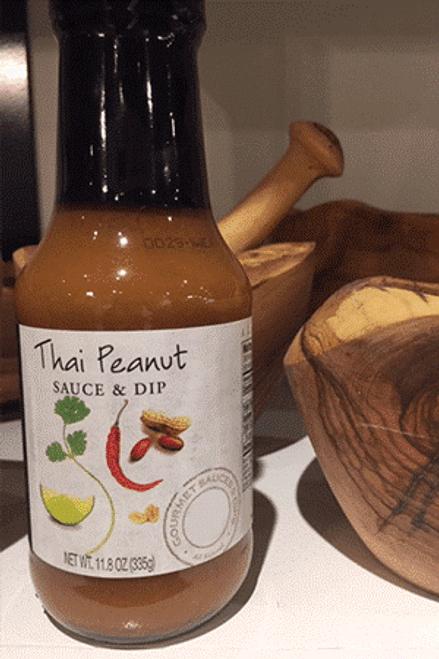 Thai Peanut Sauce & Dip