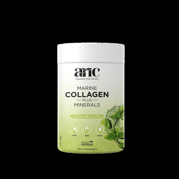 Marine Collagen Plus Minerals (Citrus Lime Flavour)