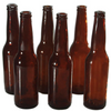 Beer Bottle - Brown