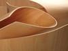 """1/8"""" 4' x 8' Bendable Wiggle Board"""