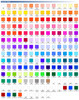 "#317 Rosco Roscolux english rose Diffusion, 20x24"", Gels"