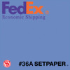 "(ECONOMIC SHIPPING) SETPAPER - MIDDAY BLUE 48"" x 36' (1.3 x 11m)"