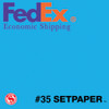 "(ECONOMIC SHIPPING) SETPAPER - BLUE HEAVEN 48"" x 36' (1.3 x 11m)"
