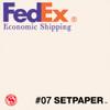 """(ECONOMIC SHIPPING) SETPAPER - WHITE 48"""" x 36' (1.3 x 11m)"""