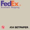 "(ECONOMIC SHIPPING) SETPAPER - STUDIO GREY 48"" x 36' (1.2 x 11m)"