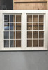 "Flat Mount Window - 7 - (64"" x 52"")"