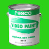 Rosco DigiComp Green Paint - 1 Gallon, Green Screen