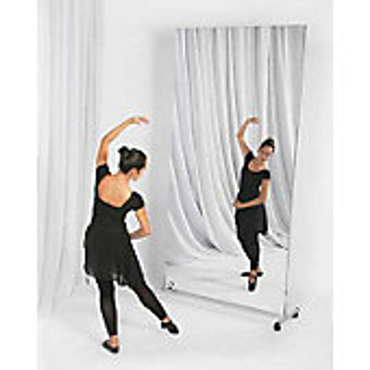 Glassless Mirror - 4' x 8' Acrylic Mirror